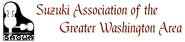 Suzuki Association of the Greater Washington Ara