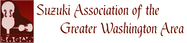 Suzuki Association of the Greater Washington Area